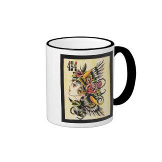 Gypsy Head Ringer Mug