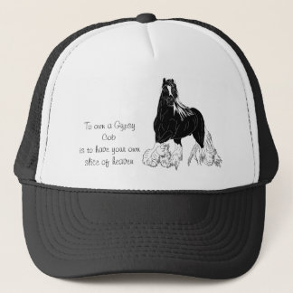 Gypsy Heaven Trucker Hat