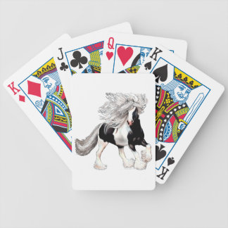 Gypsy Horse Casanova Bicycle Playing Cards