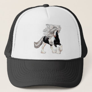 Gypsy Horse Casanova Trucker Hat