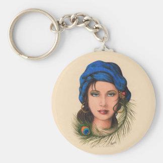 Gypsy Key Ring