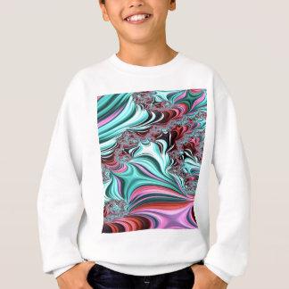 Gypsy Moire Fractal 3 Sweatshirt