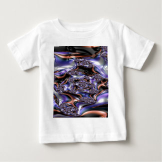 gypsy moire fractal baby T-Shirt