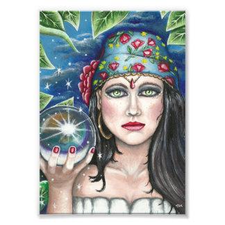 Gypsy Photo Print