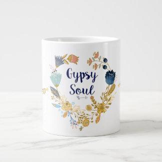 Gypsy Soul jumbo mug