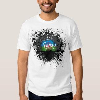 Gypsy Splatter Photo - Customized Tee Shirt