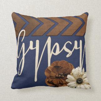 Gypsy Traveler Pillow