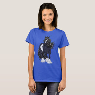 Gypsy Vanner Draft Horse T-Shirt
