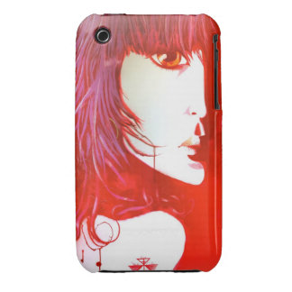 """Gypsy Woman"" by Sebastian Boldsen Case-Mate iPhone 3 Cases"