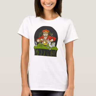 Gypsy Woman Fortune Teller Graphic T-shirt