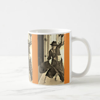 GypsyButterfly Skirt Dancer Coffee Mug
