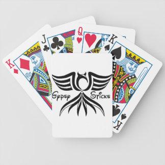 GypsyLogojpg Bicycle Playing Cards