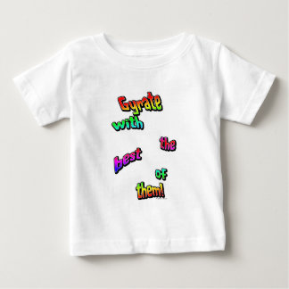 Gyrate with the best of them! baby T-Shirt