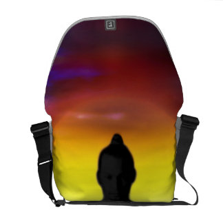 H002 Moon Man Courier Bag