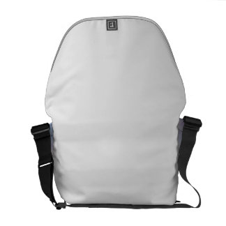 H006 Dolphins Heart Courier Bag