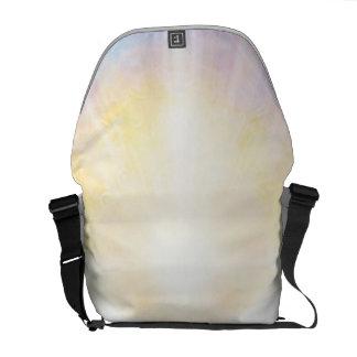 H006 Dolphins Heart Messenger Bag