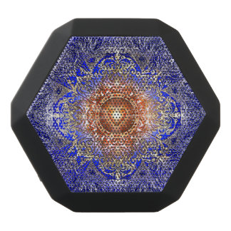 H011 Heart Constellation Black Bluetooth Speaker