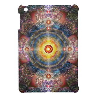 H012 Heart Mandala 2 Case For The iPad Mini