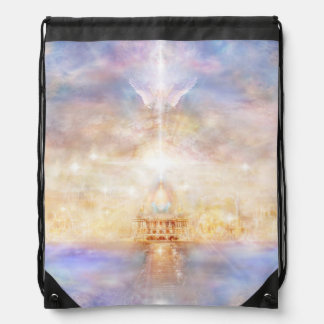 H013 Heaven 2017 Drawstring Bag