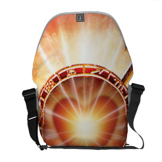 H020 Venus Mars Unite Courier Bag