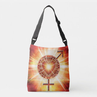 H020 Venus Mars Unite Crossbody Bag