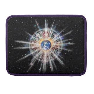 H022 Earth Aura Sleeve For MacBook Pro