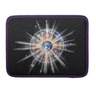 H022 Earth Aura Sleeve For MacBooks