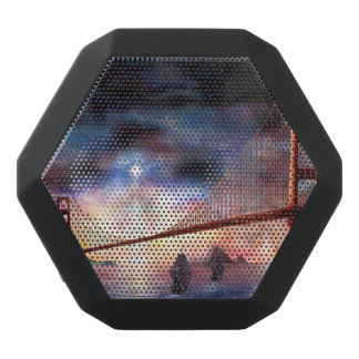 H024 Bridge to Truth Black Bluetooth Speaker