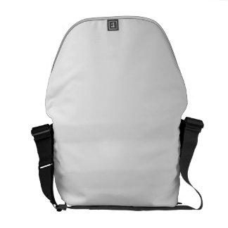 H025 Heart Logo Courier Bag