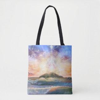 H026 Enchanted Isle Tote Bag