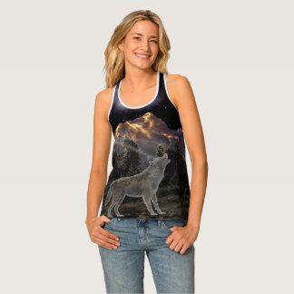 H029 Star Wolf Singlet