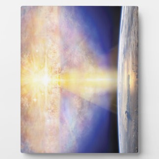 H030 Heaven & Earth Plaque