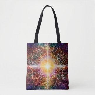 H032 Mandala 2012-5 Tote Bag