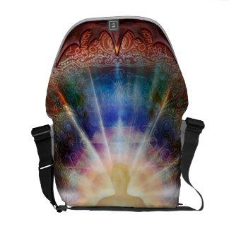 H047 Batleth Meditator 9 Courier Bag