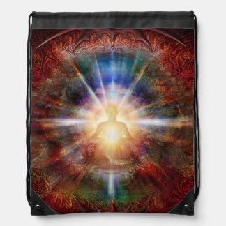 H047 Batleth Meditator 9 Drawstring Bag