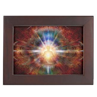 H047 Batleth Meditator 9 Keepsake Box