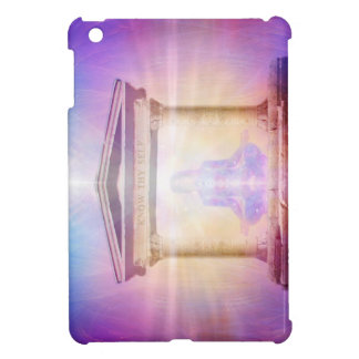 H049 Know Thy Self Magenta iPad Mini Cover