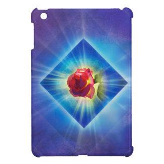 H053 Forgiveness Day Rose iPad Mini Cover