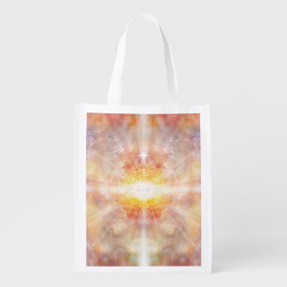 H055 Crest of Truth Reusable Grocery Bag