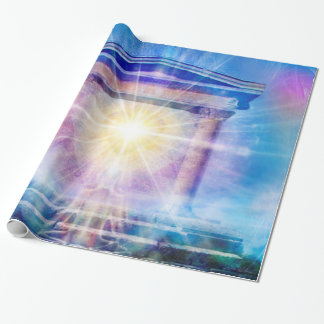 H059 Know Thy Heart Wrapping Paper