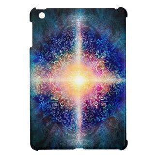 H066 Mandala Blue 5 iPad Mini Cover
