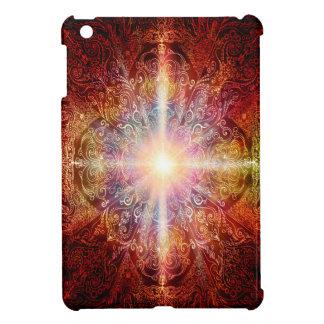 H069 Mandala Deep Orange 2 Cover For The iPad Mini
