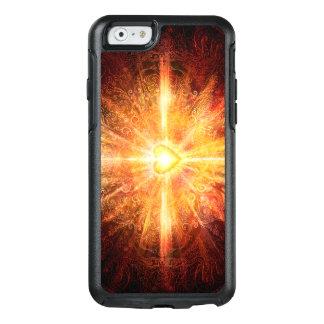 H070 Mandala Deep Orange OtterBox iPhone 6/6s Case