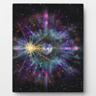 H077 One Earth One Heart 2017 Plaque