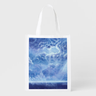 H100 Stairway to Heaven Reusable Grocery Bag