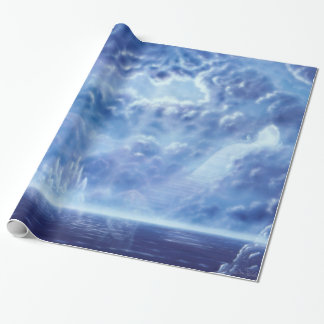H100 Stairway to Heaven Wrapping Paper