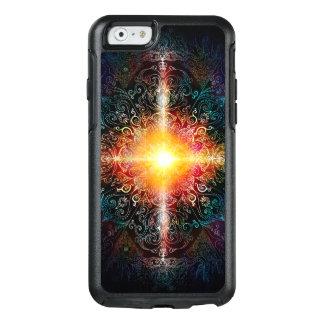 H103 Heart Mandala Colors 3 OtterBox iPhone 6/6s Case