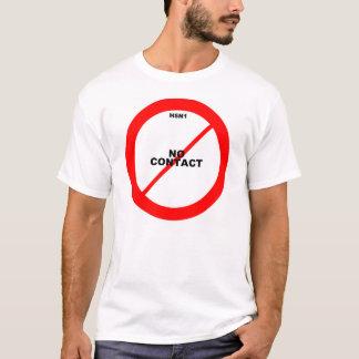 H5N1 No Contact T-Shirt