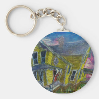 h74 - I WAITED FOR THE LIGHT TO COME Key Ring