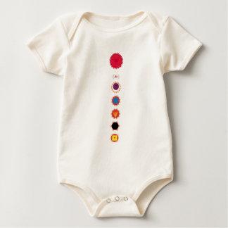 h99_chakras baby bodysuit